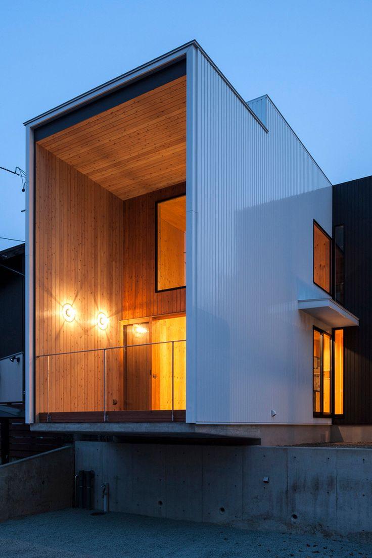 とびだす住宅 | jump out house - tatsuyuki takagi
