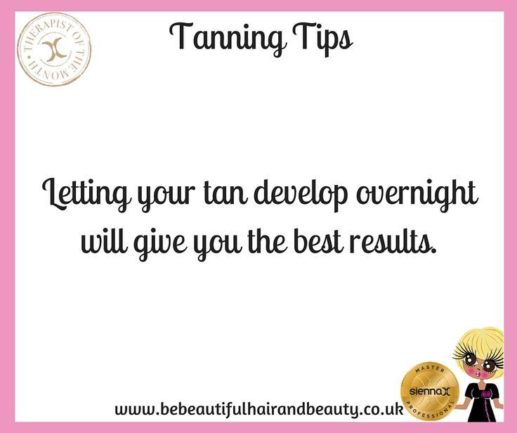Summer Tanning Tip #9