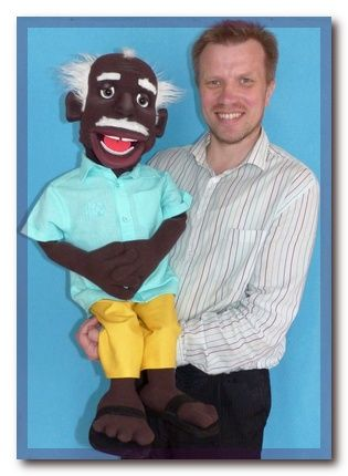 Jasper, Puppet for sale