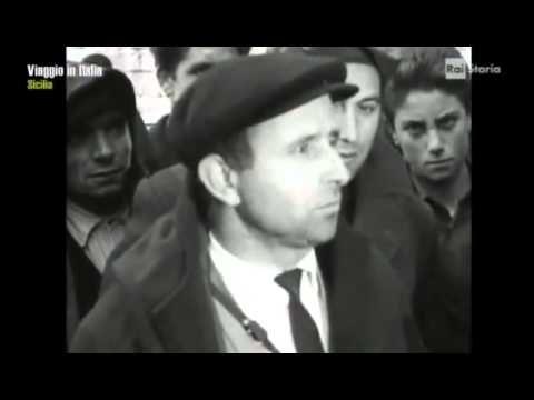 """""""TI LASSU TERRA MIA"""" - L'emigrazione in Sicilia negli anni 50"""