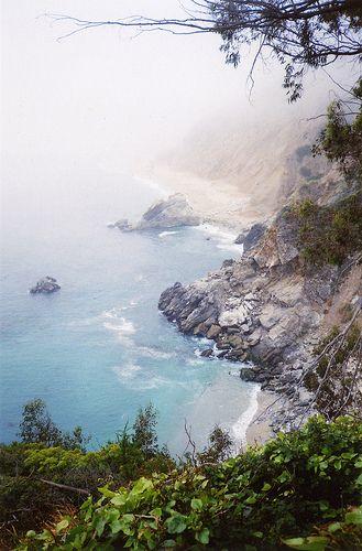 Big Sur, California / Henry Miller