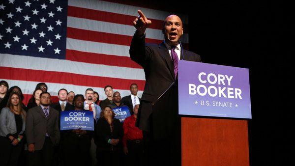 Booker, Winning Rocky Senate Bid, Gets a Job to Fit His Profile
