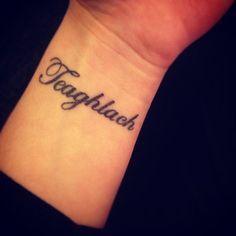 Gaelic Word Meaning Family Tattoo Ideas Pinterest Gaelic Words