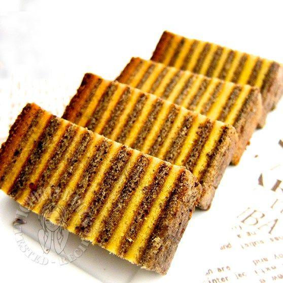 Cream cheese oreo cake lapis