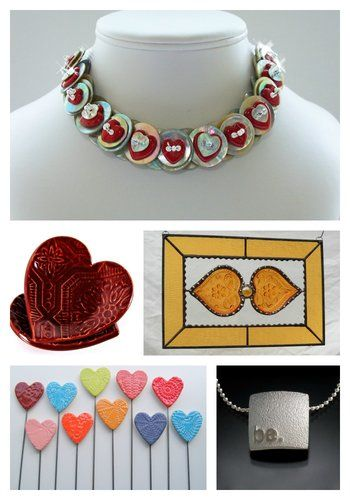 valentine's day collage ideas