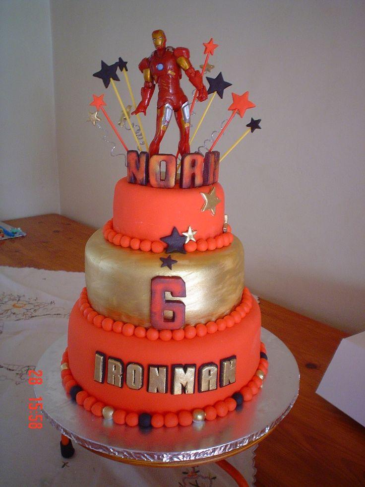 1000 Ideas About Iron Man Cakes On Pinterest Man Cake