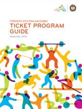Tickets for the Parapan Am Games will go on sale March 23 at 1 p.m. (ET). Read more for more details. http://www.toronto2015.org/tickets/schedule-prices