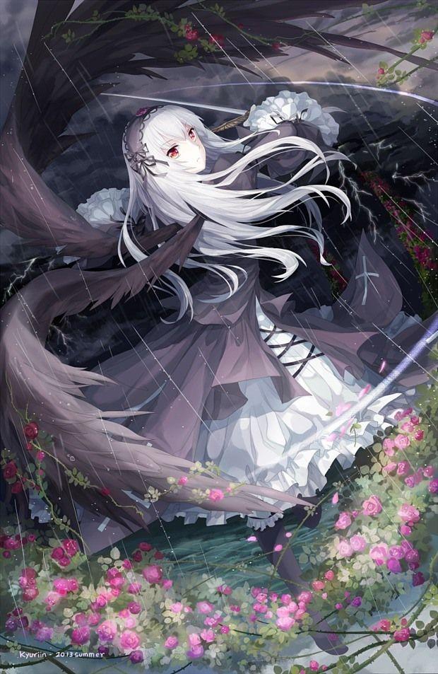 Suigintou de Rozen Maiden