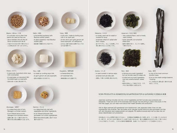 Love the design, layout and thought behind this. Guide to Foreign Japanese Kitchen by Mo Takemura (found on Yatzer)