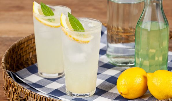 Pic-nic menu-Stefano's Spiked Lemonade - In the Kitchen with Stefano Faita