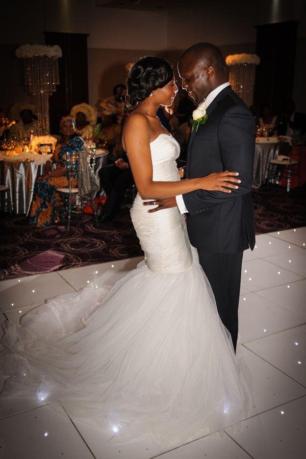 Church White Wedding Dress Nigerian Brides By