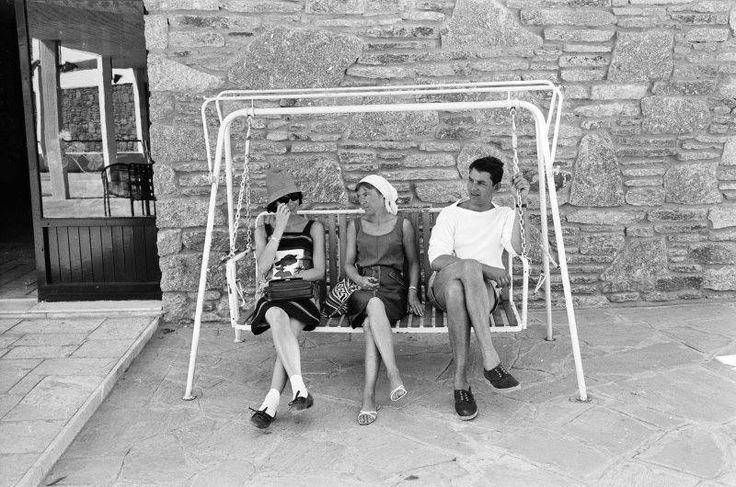 Μύκονος δεκαετία 1960 φωτογραφία Harry Weber2