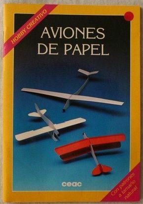 ¡Quién no ha confeccionado algún avión de papel en sus años escolares! Es éste un tema que resulta familiar a casi todo el mundo y del que se puede seguir disfrutando con la ayuda de este libro.…