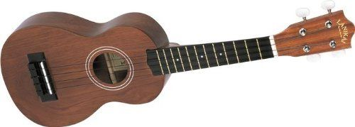 Lanikai LU-11 Standard Ukulele Nato by Lanikai. $54.00. Standard (soprano) size uke constructed with nato top, back, and sides Rosewood fretboard and bridge. 12 frets with geared machine heads for easy tuning.Lanikai ukuleles have great playability, sound, and aesthetics at a price that will surprise you. The top, back, and sides are nato wood, which is very similar to mahogany. Binding on the top. The bridge and fingerboard are of rosewood. Strung with Aquila N...