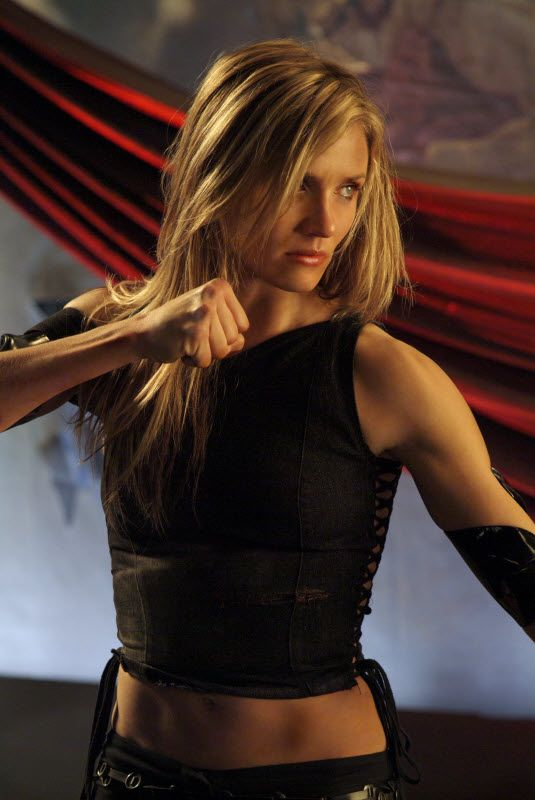 Natalie Cook - Cameron Diaz - Charlie's Angels, Full Throttle 2003