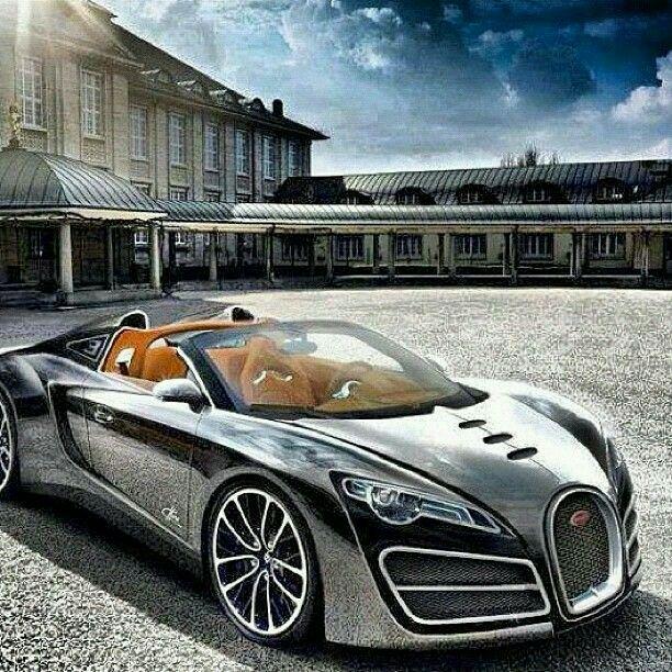 Bugatti Boss