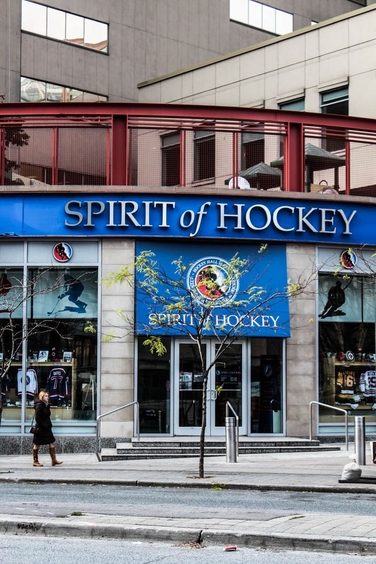Travel photo of the day by Mitchel Pennell - The Famous Canadian Hockey Hall of Fame. A national tresure  in the heart of downtown Toronto, Canada.A must see destination for any sports enthusiast.  #HockeyHallofFame  http://www.farawayvacationrentals.com/view-blog/Hockey-Hall-of-Fame/498