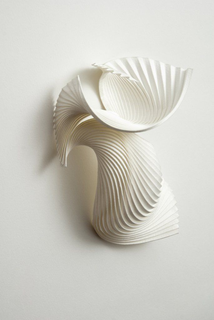 Paper art biennale in Holland: Richard Sweeney
