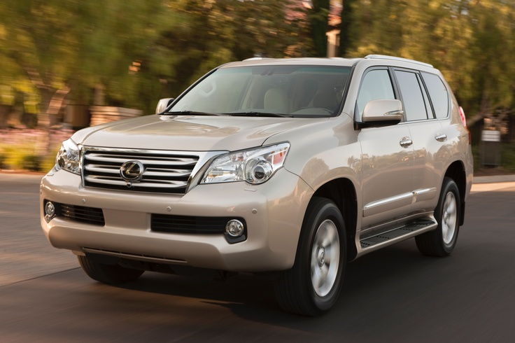 Test Drive the NEW 2013 Lexus GX460