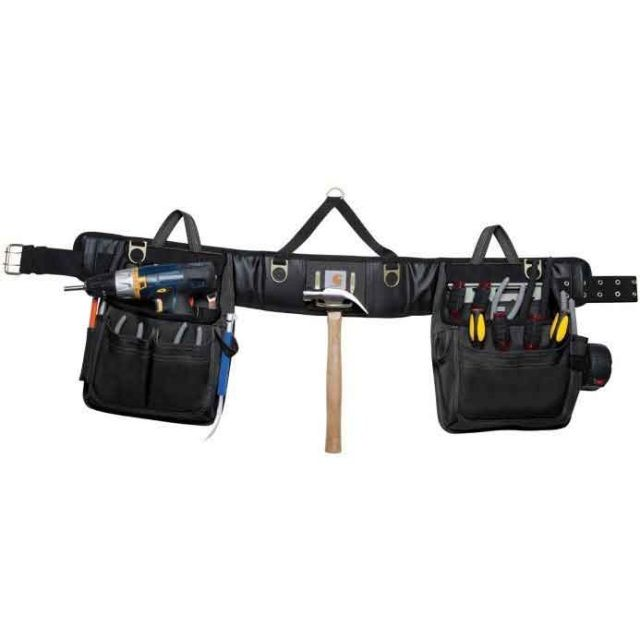 Tool Belt with Rain Defender™ durable water repellent exterior, Carhartt workwear.. £64.95 with free delivery. http://www.oceansuppliesltd.com/store/p106/Legacy_Deluxe_Tool_Belt.html