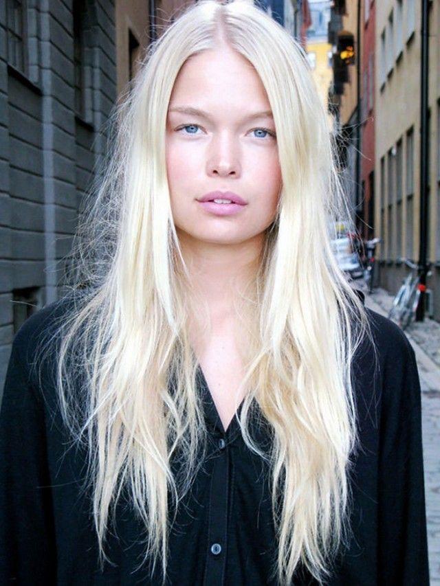 bleach blond hair recovery treatment