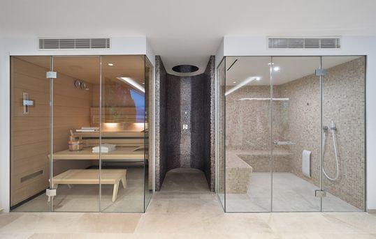 Hamburg - The dream of having an indoor sauna