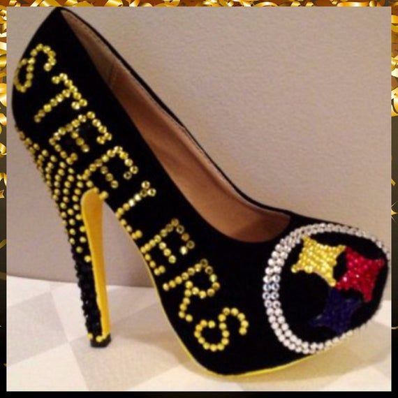 Heels, Custom heels, Rhinestone heels