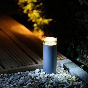 Techmar Plug and Play - Linum Warm White LED Pedestal Light