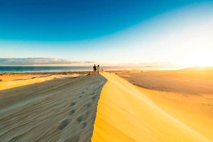 @espoka Now that's a sandpit! Taken at Gunya Beach on Coffin Bay Eyre Peninsula  South Australia By: SATC
