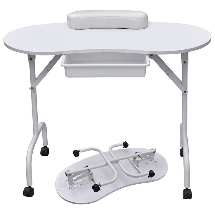 33 best hair and skin images on pinterest beauty secrets for Portable manicure table nail technician workstation
