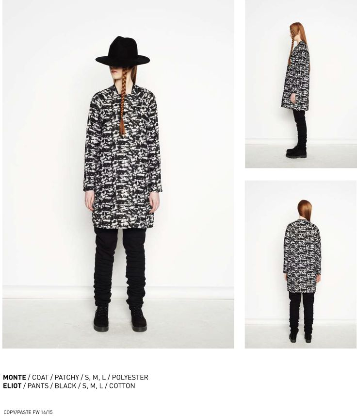nenukko.com #patterned #coat