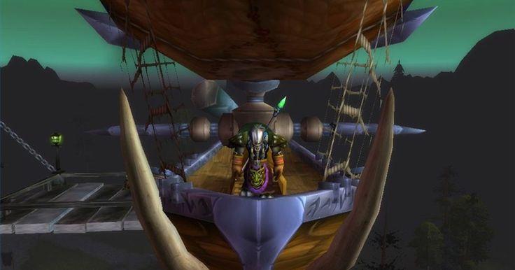 """Cómo ir rápidamente de Entrañas a Orgrimmar en """"World of Warcraft"""". """"World of Warcraft"""" es un juego divertido, pero viajar de un lugar a otro puede llevar mucho tiempo. Para resolver este problema, el juego tiene sistemas de transporte que te permiten viajar de una a otra de las principales ciudades con rapidez. Si eres un Renegado, puedes ir de Undercity a Orgrimmar en zepelín."""