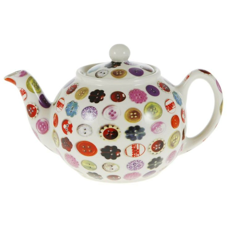 Coolest teapot ever!