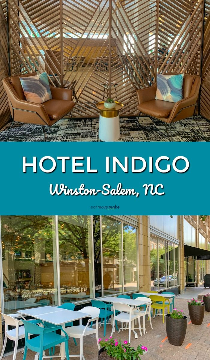 Prepare To Be Wowed By The Hotel Indigo Winston Salem One Of The