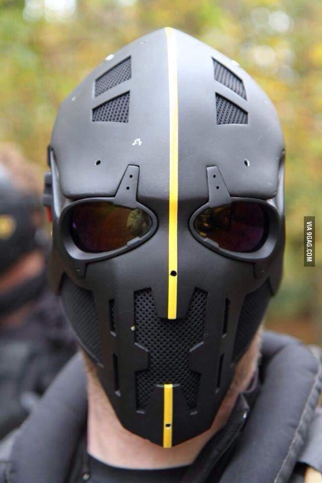 Ronin Mask by Devtac Japan. Specializing in Airsoft, Paintball, and Tactics