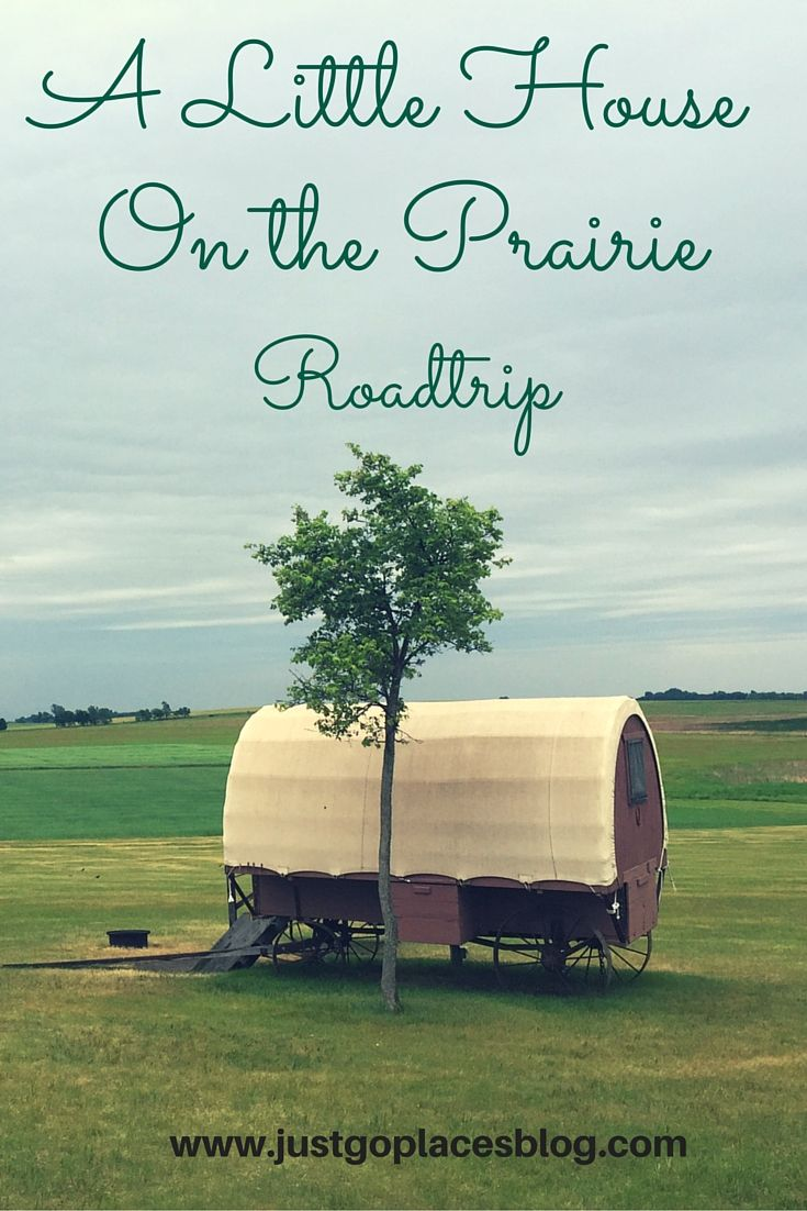 A Little House on the Prairie Roadtrip