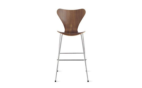 $806  dar  Series 7™ Barstool in Natural Veneer