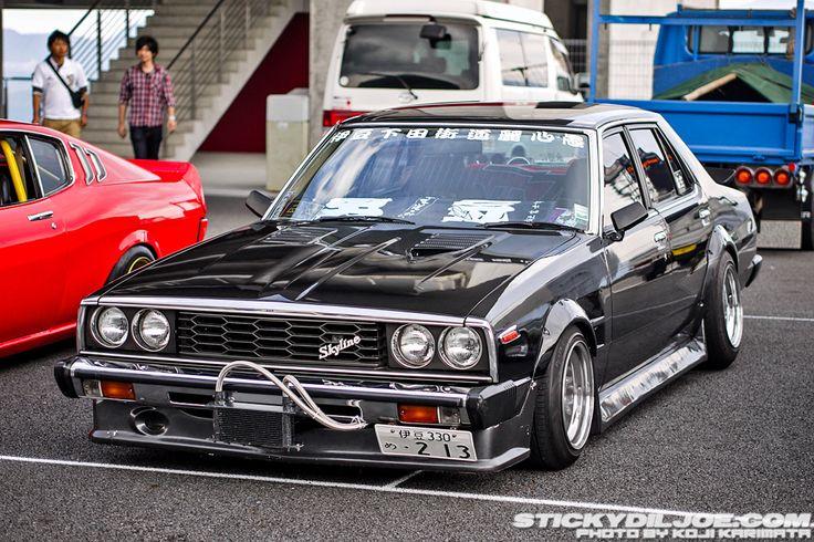 Image result for Kyusha style car Nissan skyline, Car