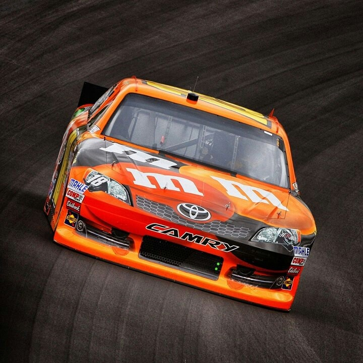 Kyle Busch #18 Halloween Car