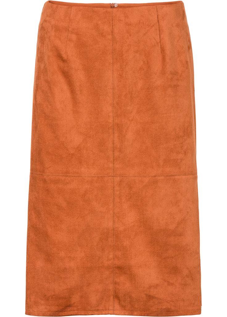 Se nu:Trendig kjol i skinnimitation från BODYFLIRT. Med dragkedja bak. Perfekt till varje outfit! Längd i strl. 36 ca 64 cm. Handtvätt rekommenderas.