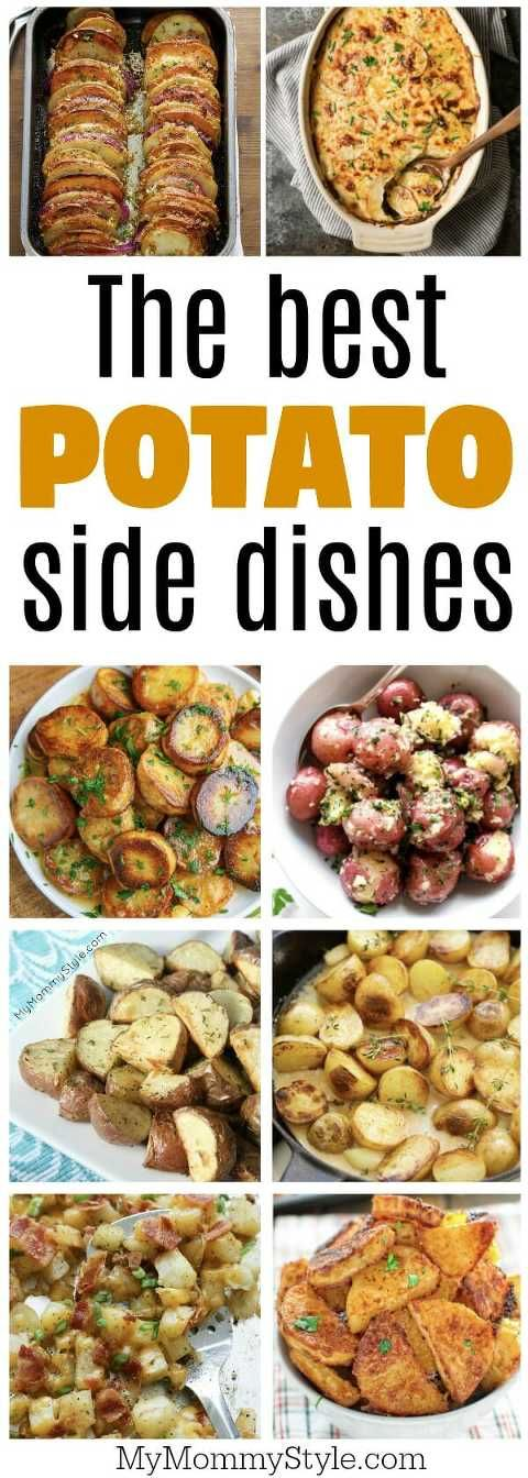 The best potato side dishes