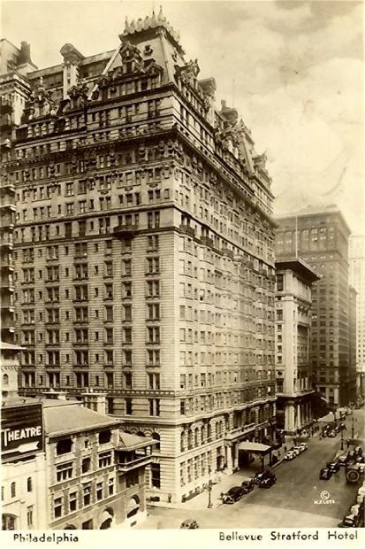 Bellevue Hotel, Philadelphia