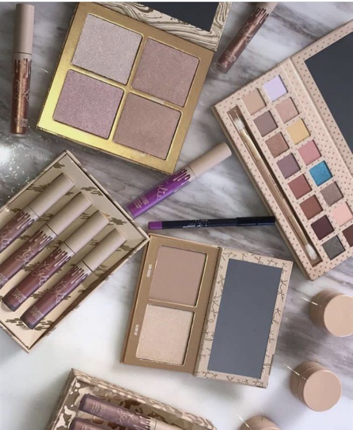 Kylie Jenner Cosmetics Gives Summer Vibes With Its ' Vacation Edition' - Fashion Bomb Daily