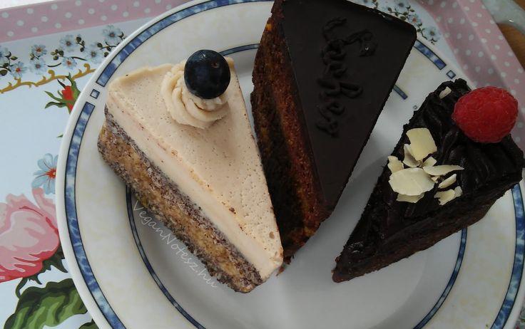 VeganNotesz.hu - vegán receptek, terméktesztek: Nyersvegán gluténmentes süti Sopronban | Levendula Kézműves Fagylaltozó