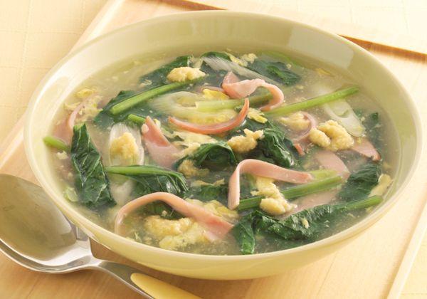 風邪やインフルエンザの流行が本格的になるこれからの季節は、体の免疫力を上げておくことが一番の予防策。抗酸化力の強い野菜を使ったスープで、菌やウイルスに負けない体を作ってみませんか?