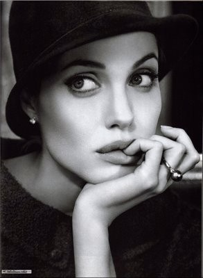 Angelina Jolie. The combination of her features and hands are unreal.