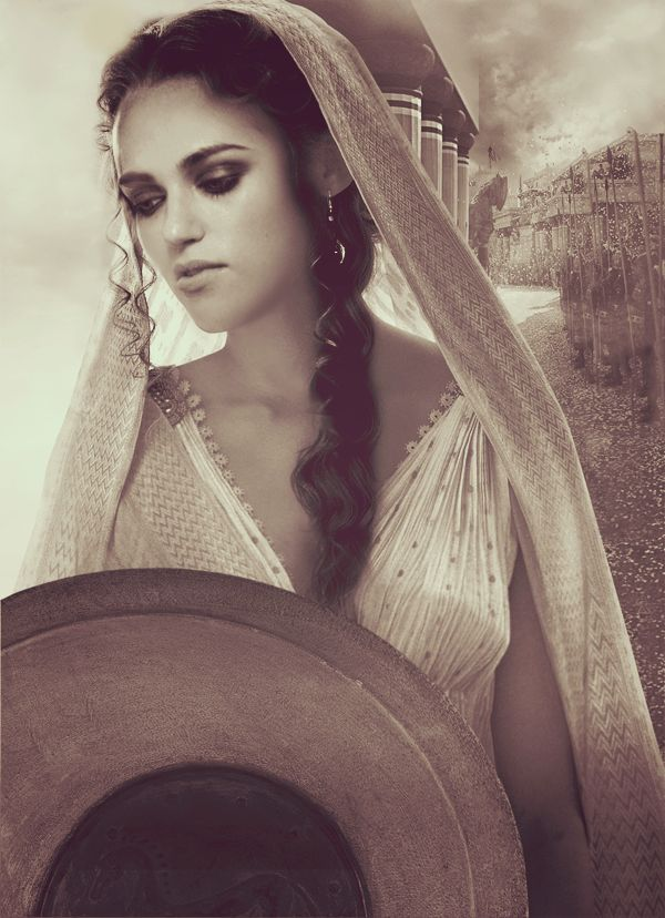 Katie McGrath as Helen Of Troy