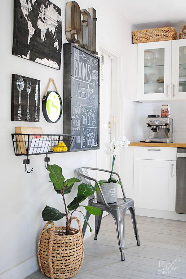Best 25 Wall basket ideas on Pinterest  Market baskets Basket decoration and Rustic wall decor