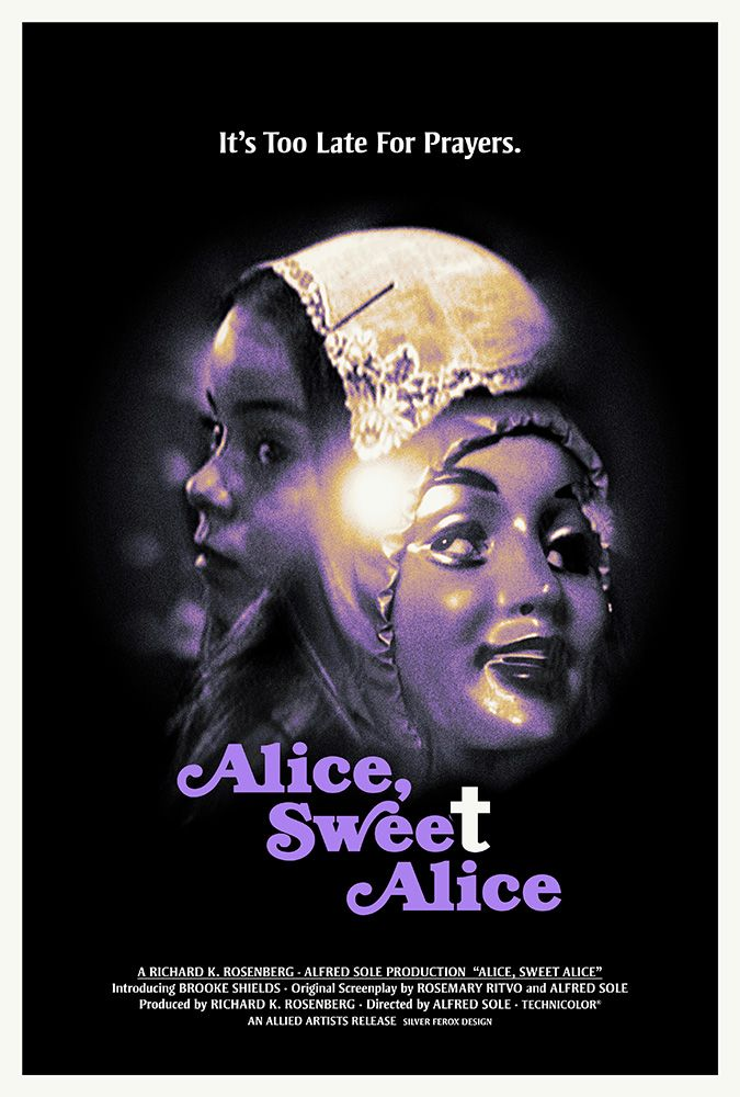 ALICE, SWEET ALICE (Alfred Sole, 1976)