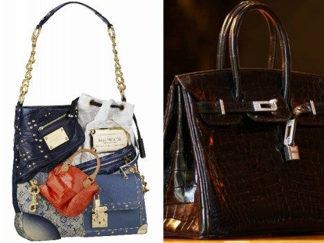 As bolsas mais caras do mundo